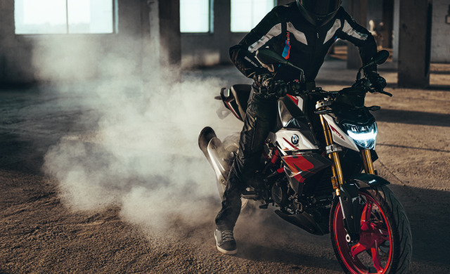 New BMW Motorrad G 310 R