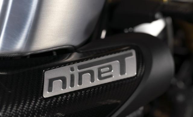 New BMW Motorrad R nineT
