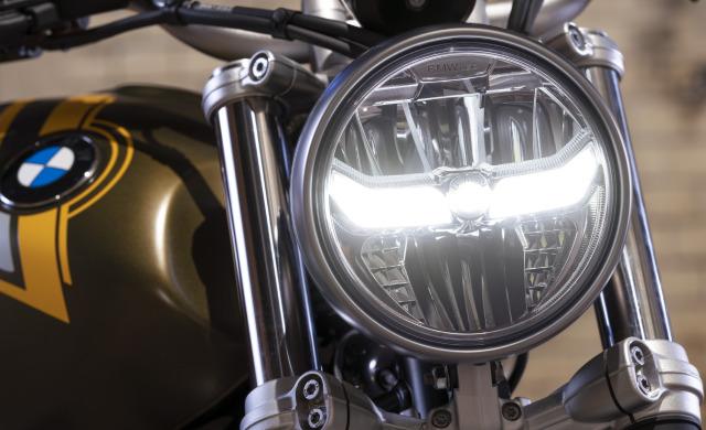 New BMW Motorrad R nineT Scrambler