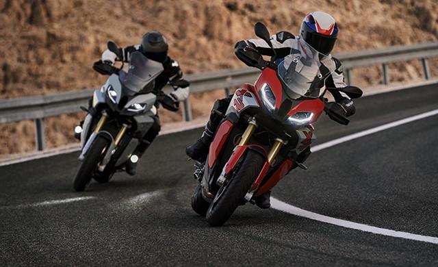 New BMW Motorrad S 1000 XR