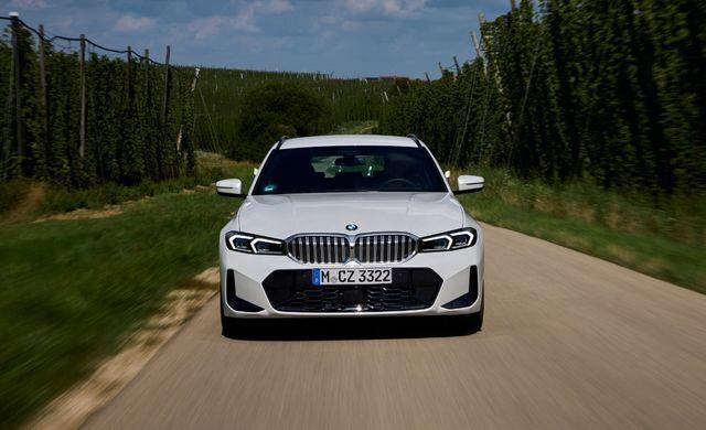 New BMW 3 Series Touring