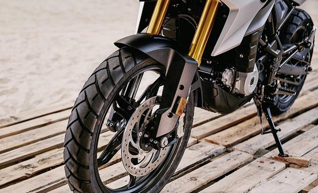 New BMW Motorrad G 310 GS
