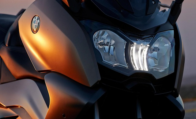 New BMW Motorrad C 650 GT