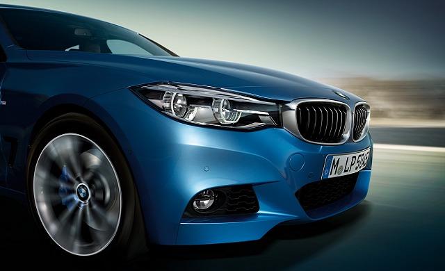 New BMW 3 Series Gran Turismo