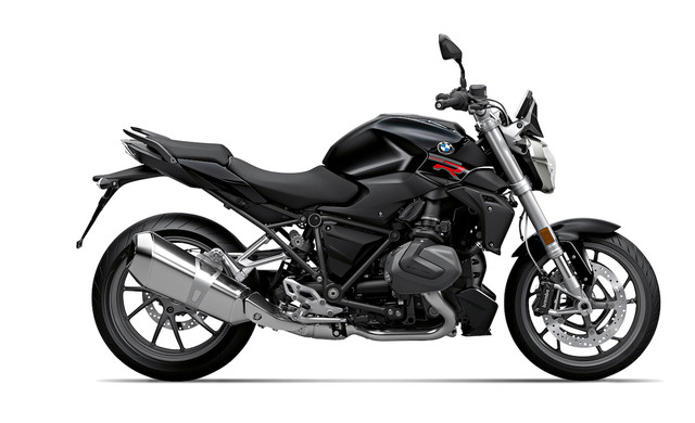 New BMW Motorrad R 1250 R