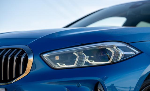 New BMW 1 Series Hatchback