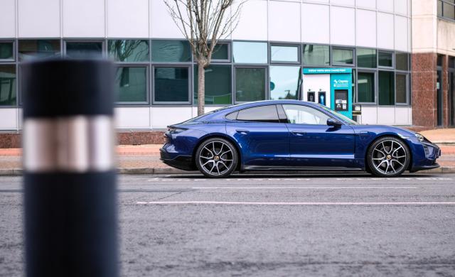 New Porsche Taycan