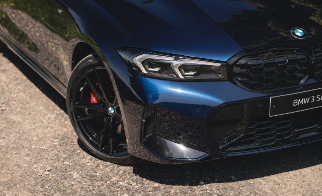 New BMW M340i xDrive