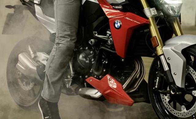 New BMW Motorrad F 900 R