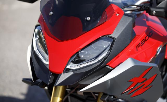 New BMW Motorrad F 900 XR