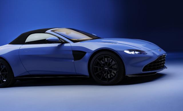 New Aston Martin Vantage Roadster