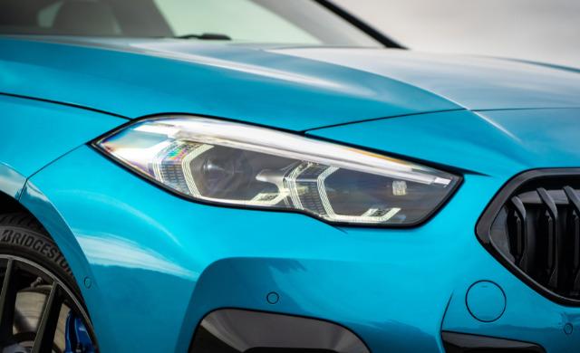 New BMW 2 Series Gran Coupé