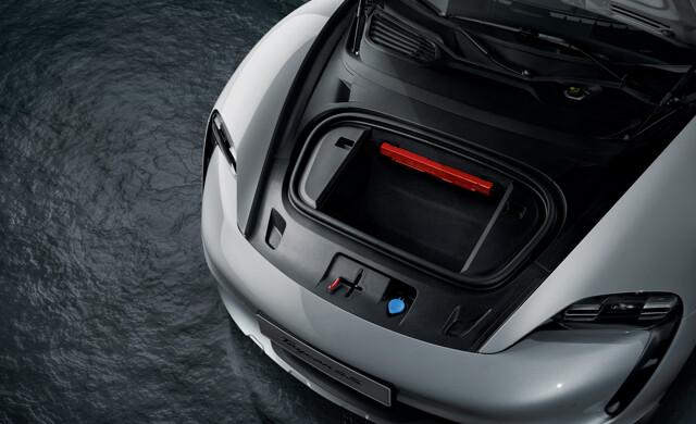 New Porsche Taycan Cross Turismo