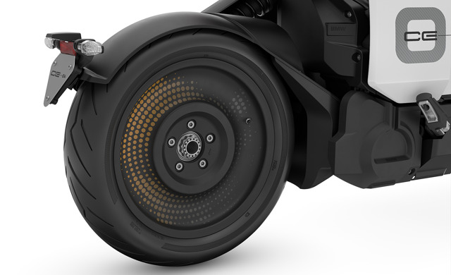 New BMW Motorrad CE 04