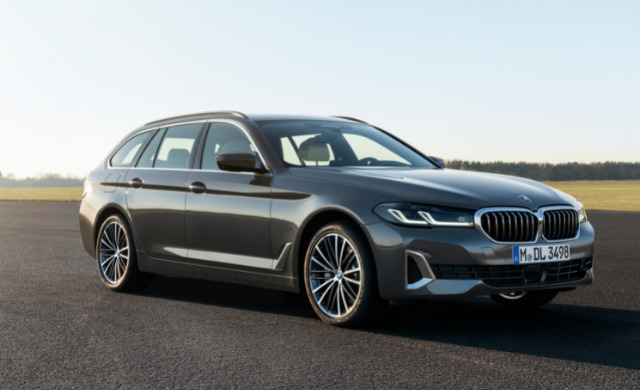 New BMW 5 Series Touring
