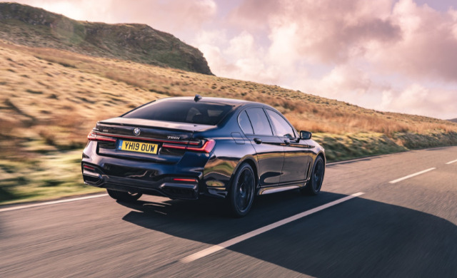 New BMW 7 Series Saloon