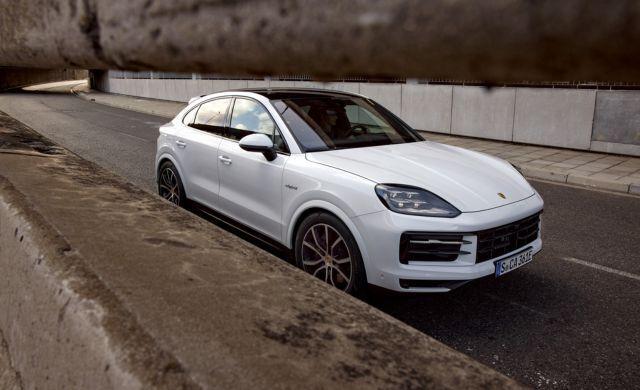 New Porsche Cayenne E-Hybrid