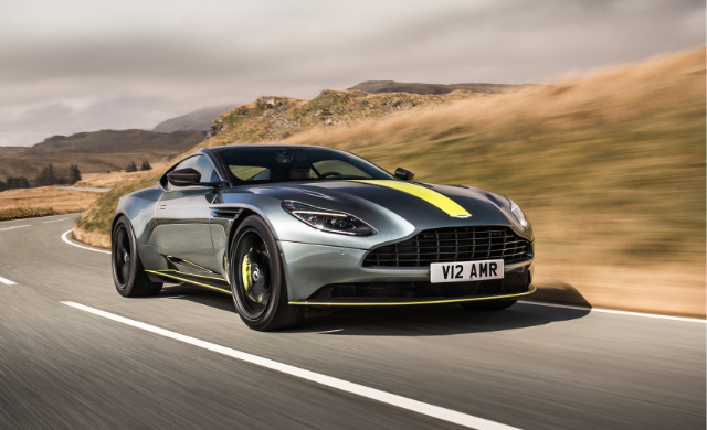 New Aston Martin DB11