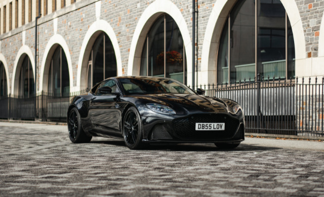 New Aston Martin DBS Superleggera