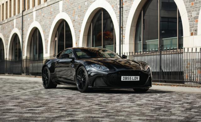 New Aston Martin DBS Superleggera