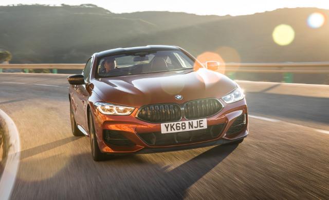 New BMW M850i