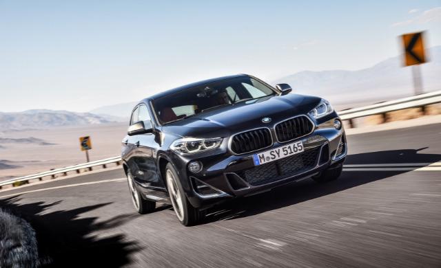 New BMW X2 M35i