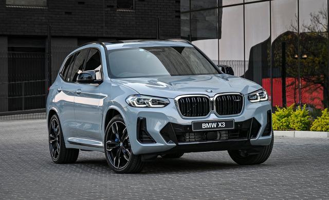 New BMW X3 M40i