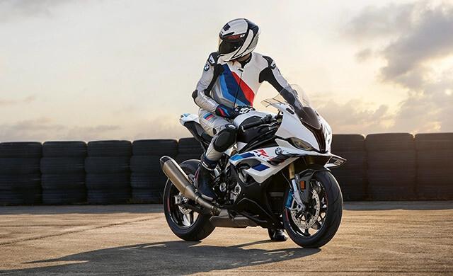 New BMW Motorrad S 1000 RR