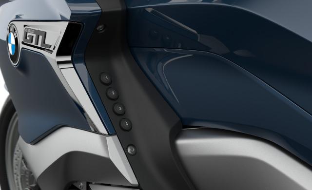 New BMW Motorrad K 1600 GTL car