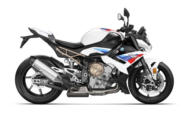 New BMW Motorrad S 1000 R car
