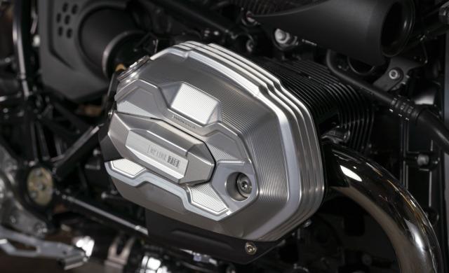 New BMW Motorrad R nineT Scrambler car