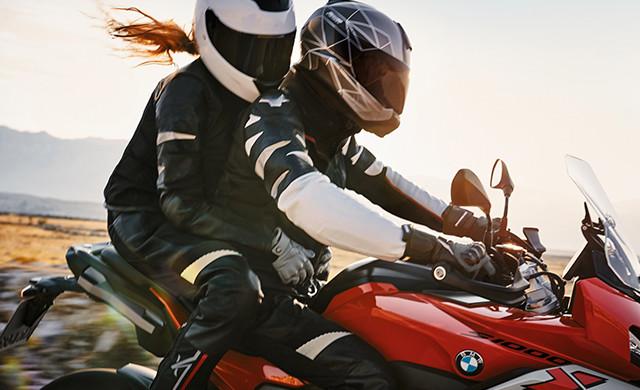 New BMW Motorrad S 1000 XR car