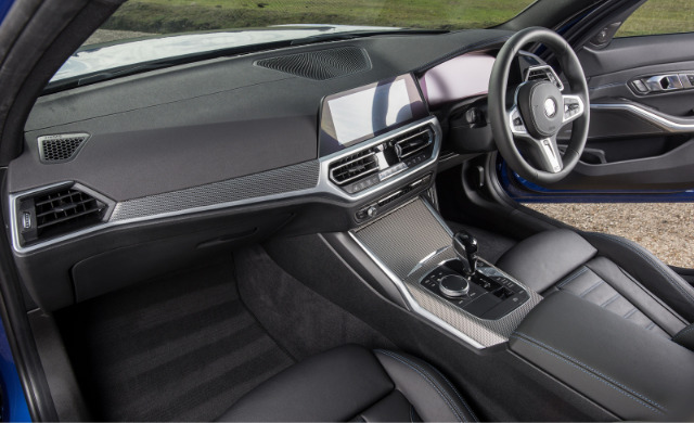 New BMW 3 Series Touring car