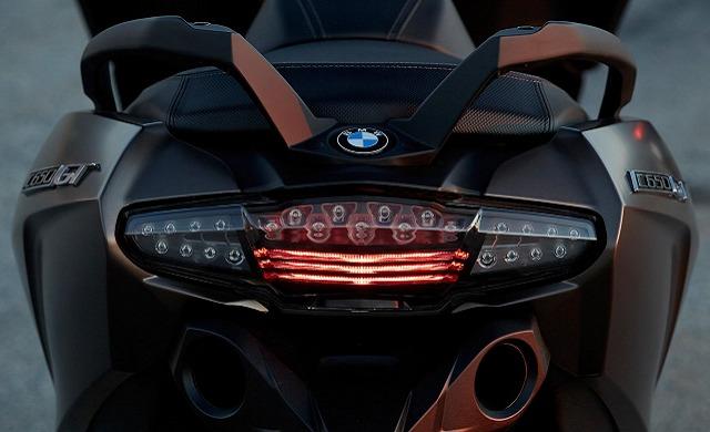 New BMW Motorrad C 650 GT car