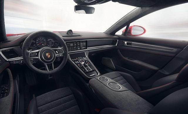 New Porsche Panamera GTS car