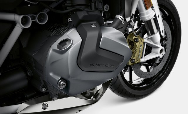 New BMW Motorrad R 1250 R car