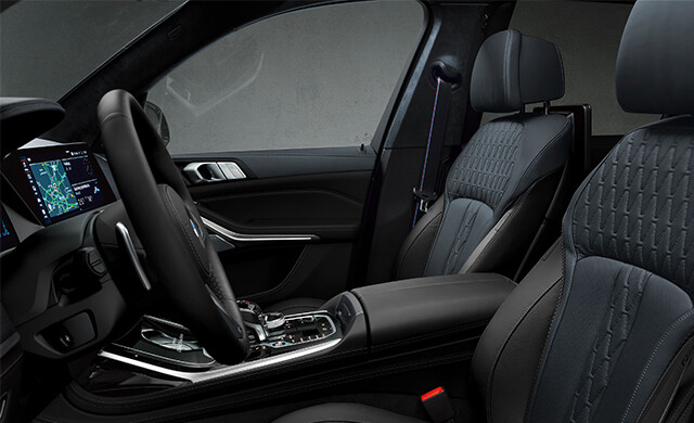 New BMW X7 M50d and M50i car