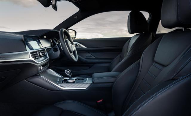 New BMW 4 Series Coupé car