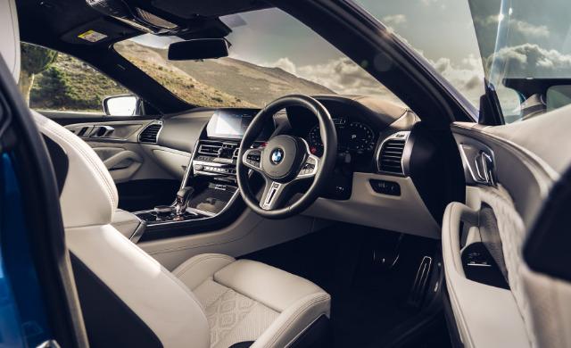 New BMW M8 Competition Coupé car