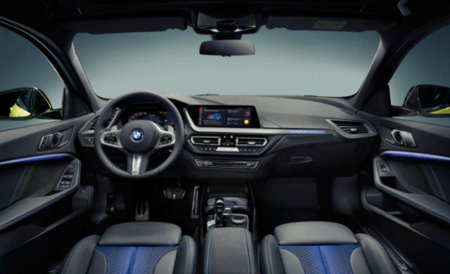 New BMW M135i xDrive car