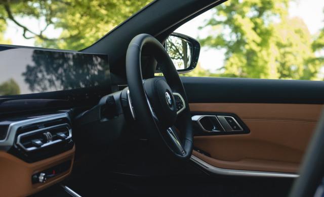 New BMW M340i xDrive car
