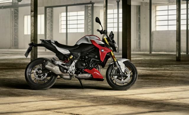 New BMW Motorrad F 900 R car