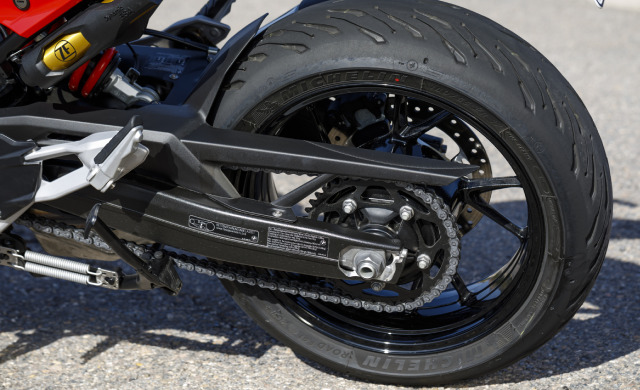 New BMW Motorrad F 900 XR car