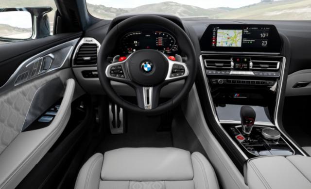 New BMW M8 Competition Gran Coupé car