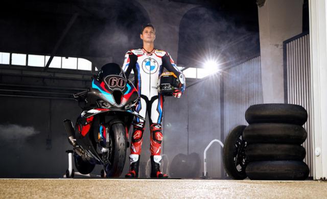 New BMW Motorrad M 1000 RR car