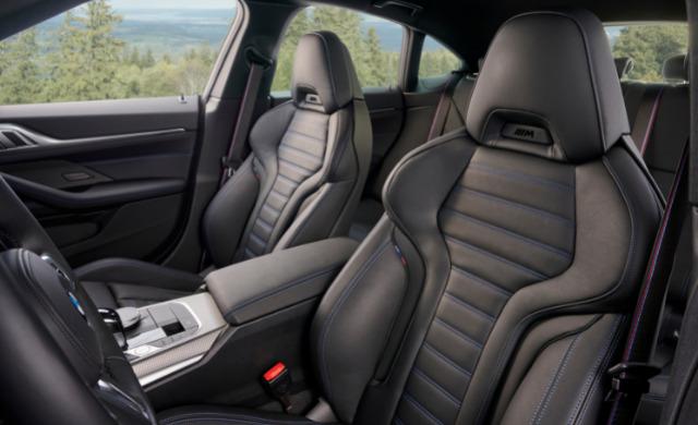 New BMW 4 Series Gran Coupé car