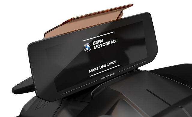 New BMW Motorrad CE 04 car