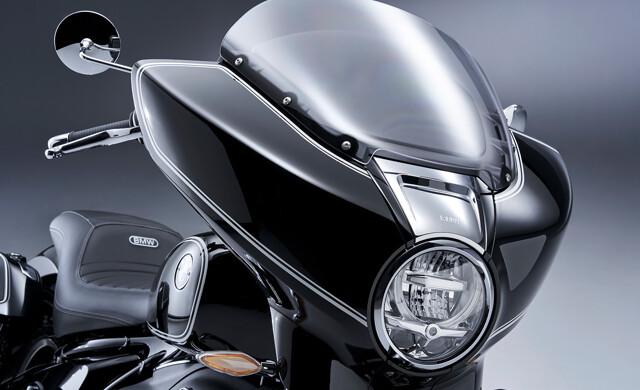 New BMW Motorrad R 18 B car