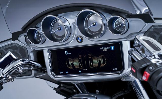 New BMW Motorrad R 18 Transcontinental car