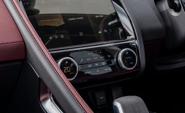New Jaguar E-PACE Plug-In Hybrid car